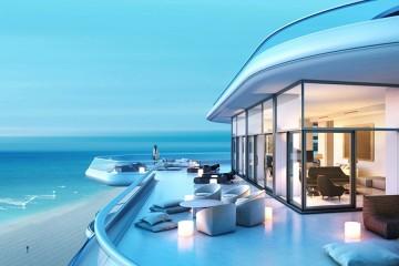 miami penthouse 54 miljoen
