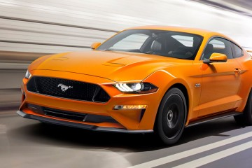 mustang ford 2018