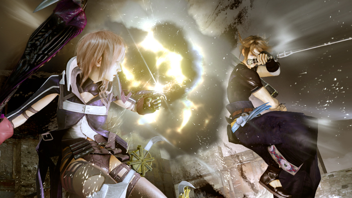 Final Fantasy XIII-3: Lightning Returns
