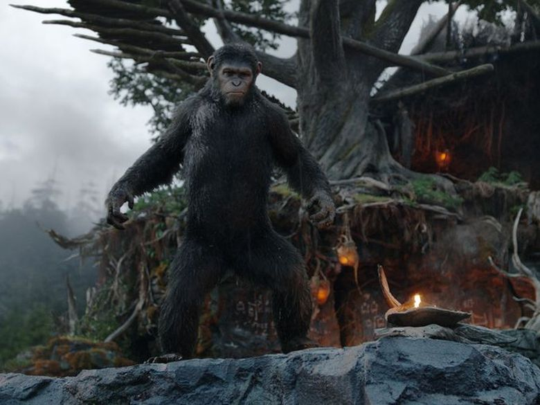 Dawn of the Planet of The Apes (4)